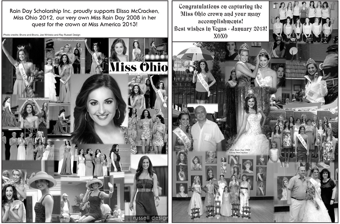 Support Miss Ohio at Miss America